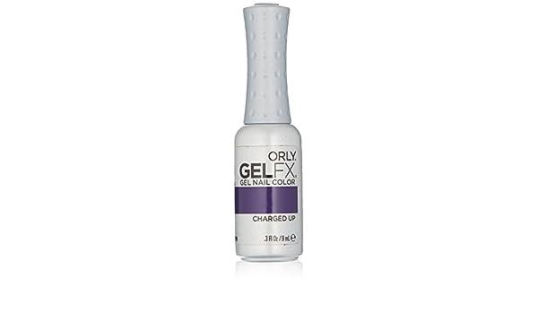 Orly Gel FX - Orly manicura de laca de uñas gelfx infundido con vitamina a y e, cargados encima en gel 9 ml: Amazon.es: Belleza