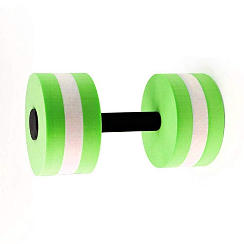 SSLW Water Weight Workout Aerobics Dumbbell Aquatic Barbell Fitness...