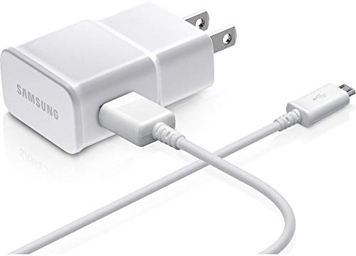 Samsung Adaptive Fast Charger with Micro USB Cable EP-TA20JWE