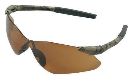Nemesis Vl Safety Glasses Camo Frame Bronze Lens - Jackson 20472 (1/PR) [Misc.]