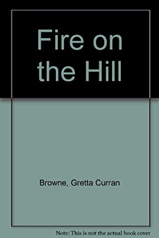 book cover of Fire On the Hill