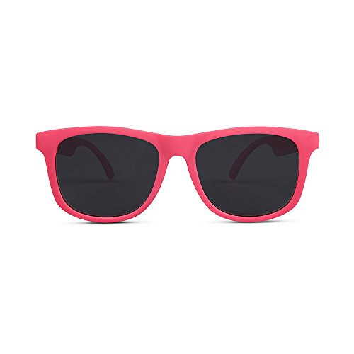 FCTRY Baby Opticals - Polarized Sunglasses w/ Strap - Kids/Girl/Boy (Pink)(Ages - Sunglasses Designer Baby