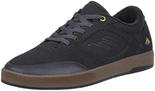 Pictures of Emerica Men's Dissent Skate Shoe 6101000110 Black Black 1