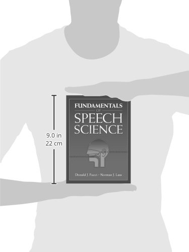 Fundamentals of Speech Science by Pearson