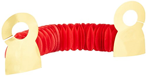 Tissue Stanchion Rope Party Accessory (1 count) (1/Pkg)