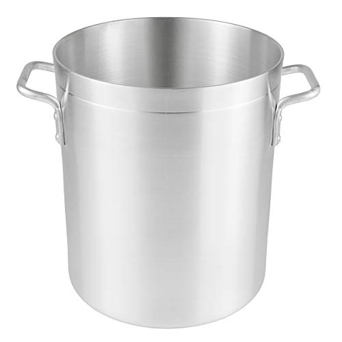 16-Quart Aluminum Stock Pot - 16 Stock Aluminum Pot Quart