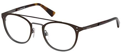 Diesel DL5274, Gafas de sol Unisex Adulto, (Marron Oscuro ...