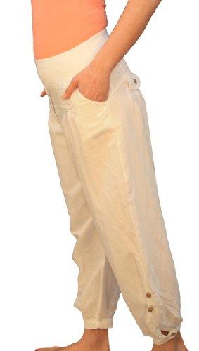 Perano - Pantalón - Básico - para mujer blanco