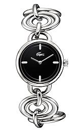 Lacoste Club Collection Link Black Dial Women's watch #2000383