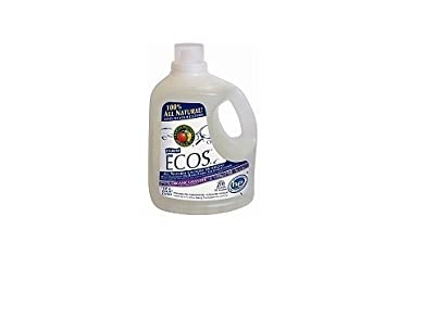 Ecos Liquid Laundry Detergent Lavender - 2 Ct. - 210 Oz. Ea. - 420 Loads