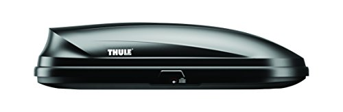 (Thule 614 Pulse Rack, Black, Medium)