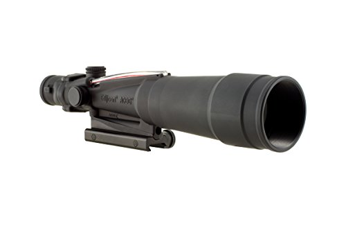 Trijicon TA55A ACOG 5.5 X 50 Red Chevron BAC...