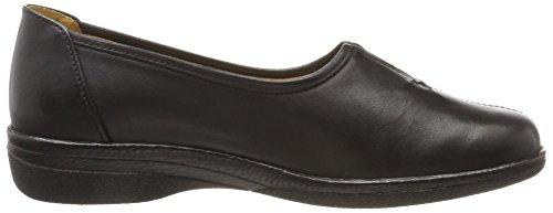 57 Basic Comfort Noir Schwarz Derby Femme Shoes Gabor xzRqWYwF1