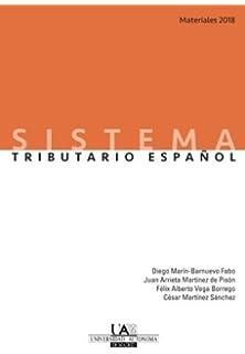Sistema Tributario Español. Materiales 2018
