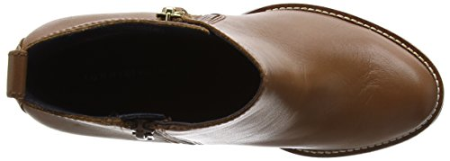 Tommy Hilfiger Ladies I1285sabella 20a Stivali Marroni (cognac Invernali)