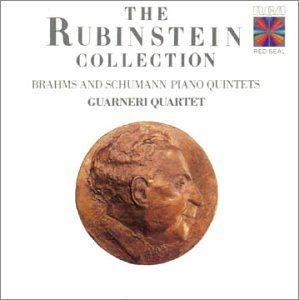 The Rubinstein Collection Schumann: Piano Quintet in Ef Op44