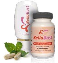 Des seins Crème & Pills - 1 mois d'approvisionnement