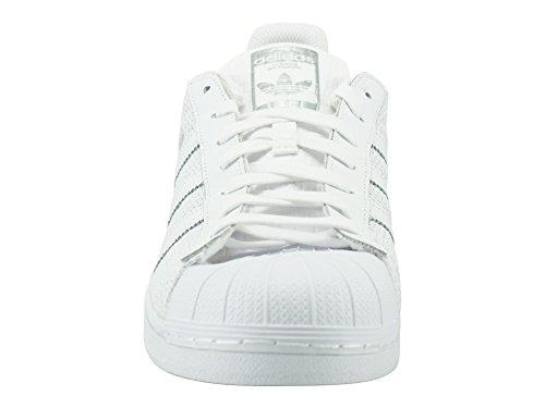 adidas Superstar S75962, Turnschuhe Blanc