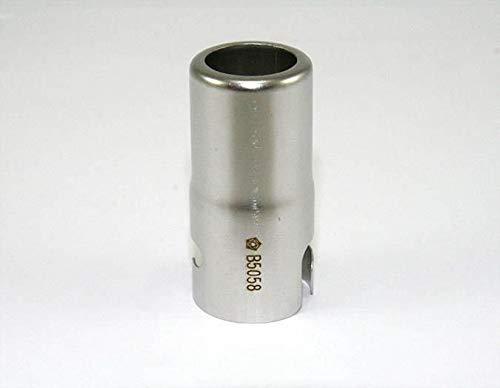 B5058 - Description : Hot Air Nozzle Conversion Adapter for FR-810 Hot Air Rework Station - Hot Air Nozzle Conversion Adapter, Hakko - Each (Hakko Fr 810 Hot Air Rework Station)