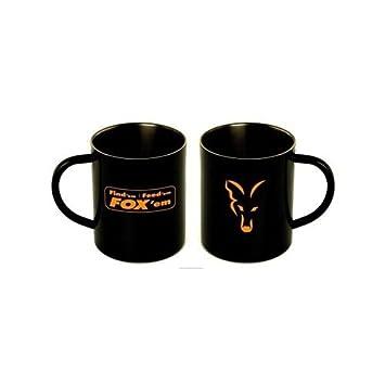 Fox Rage - Taza de acero inoxidable: Amazon.es: Deportes y ...