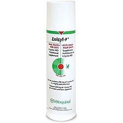 Vetoquinol Enisyl-F Oral Paste For Cats, L-Lysine HCI Nutritional Supplement 100 ml