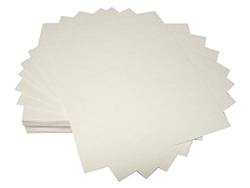 Set of 50 12x12 Backing Board by Golden State Art