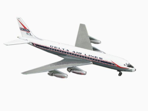 Gemini Jets Delta (1959 Delivery Colors) DC-8-11 1:400 Scale ()