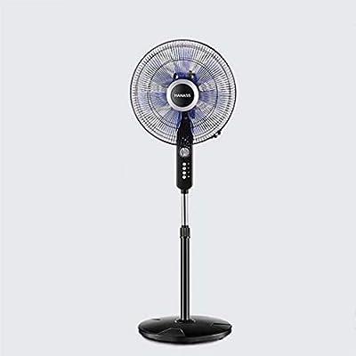 WJSWFS - Ventilador de Suelo con Siete aspas (Gran Volumen, sin Mando a Distancia, bajo Consumo, silencioso): Amazon.es: Hogar