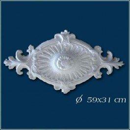 Rosace R-11 de la marque Marbet Decor