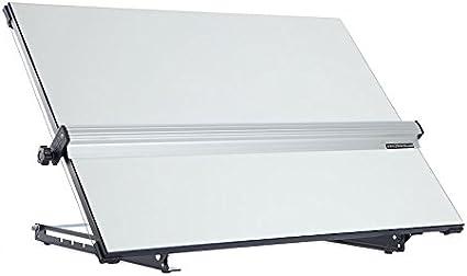Tablero de dibujo A2 Super escritorio con asa: Amazon.es: Oficina ...