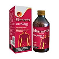 elementS Uri Flush 3 Liquid, 200ml