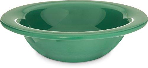(Carlisle 4304209 Durus Rimmed Melamine Fruit Bowl, 4 Oz., Green (Pack of 48))