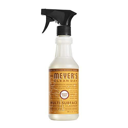 Mrs. Meyer's Clean Day Multi-Surface Everyday Cleaner, Orange Clove, 16 Fluid ()