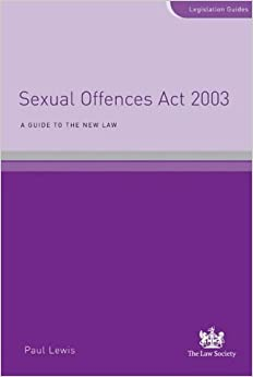 sentencing sexual offences act 2003