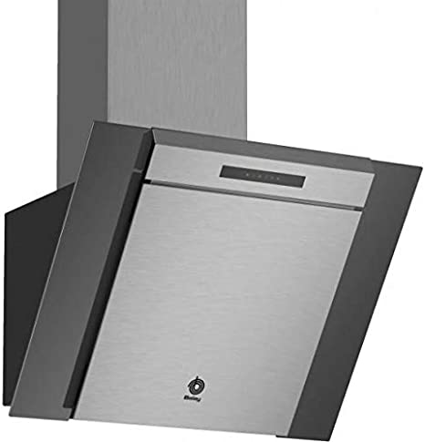 Balay 3BC567GX - Campana (670 m³/h, Canalizado/Recirculación, A, A, D, 58 dB): 338.2: Amazon.es: Grandes electrodomésticos