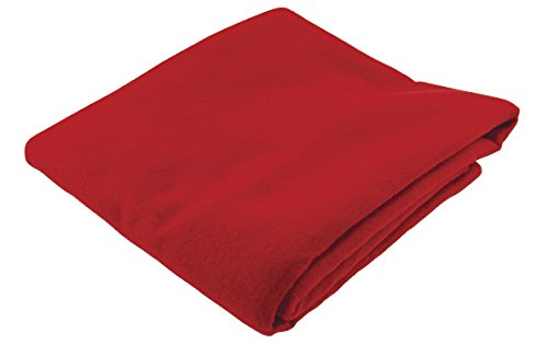 Sax Synthetic Decorator Felt, Fire Red, 36