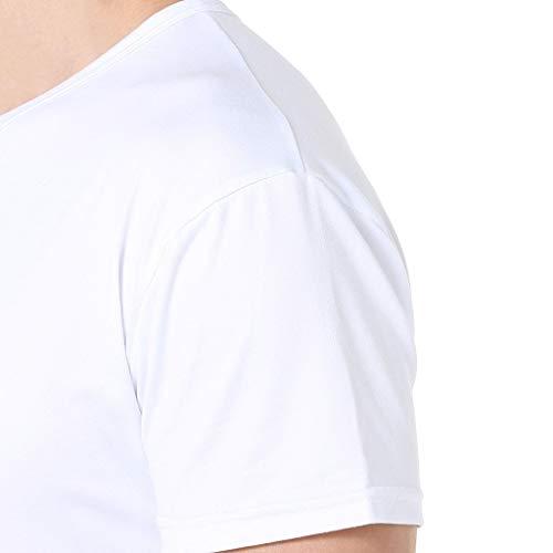 Letdown_Men tops Men's 3D Printing Create Round Neck Casual Short Sleeve Shirt Top Blouse Men Summer Short Sets by Letdown_Men tops (Image #5)