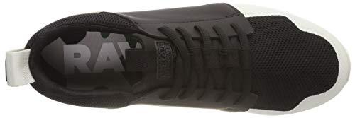 Black Basses Sneakers G 990 Deline Noir RAW Femme II STAR wqqRO6x