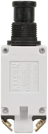 5 Amp Circuit Breaker Klixon 7277-2-5