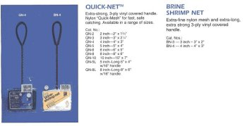 Penn Plax QN10 Quick Net for Fish - 10