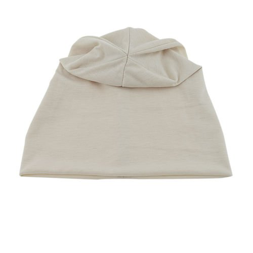 Knit Men's Women's Baggy Beanie Oversize Winter Hat Ski Slouchy Chic Cap Beige color (Short Bows Uggs With)