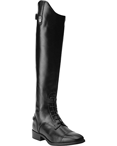 Ariat Women's Monaco Field Zip Boots,Black,5.5 (Ariat Monaco Field Boot)