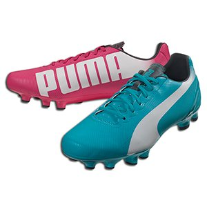 Puma - Mens Evospeed 4.2 Tricks Fg Schoenen, Maat: 8 D (m) Ons, Kleur: Zwart
