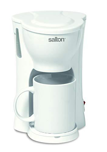 Salton FC1026 FC1206 1-Cup, White Coffee Maker