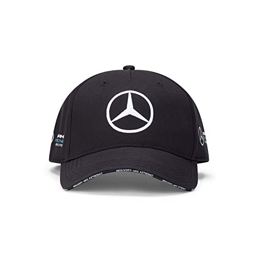Fuel For Fans Mercedes Benz AMG Petronas F1 2020 Team Baseball Hat Black/White