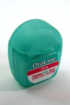 Oraline Dental Floss-mint Case Pack 72 - 362622