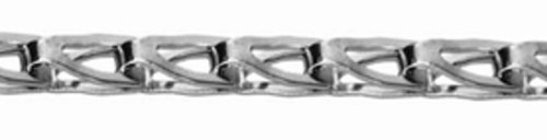 Chain Sash Steel Stainless - Campbell 0895314 304 Stainless Steel Sash Chain, #35 Trade, 0.04