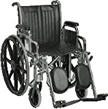"""Health & Personal Care : Easy Care 2000 Wheelchair, 16"""" X 16"""", Desk Arm"""