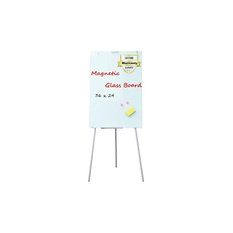Glass Board - 36 x 24 Magnetic Dry Erase