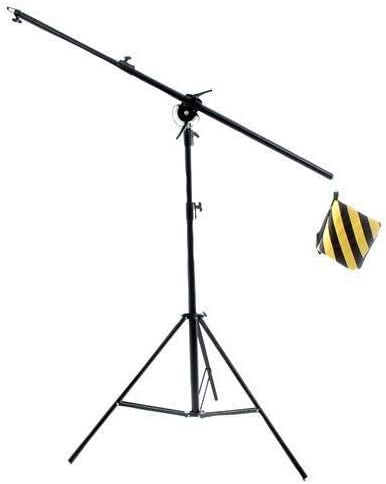 RPS Studio Heavy-Duty Boom and Stand Kit with Sandbag 2 Section